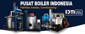 pabrik steam boiler di indonesia