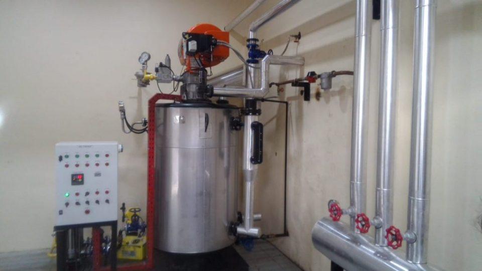 Boiler Pemroses Makanan