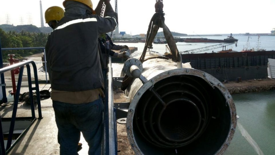 boiler kapal tanker