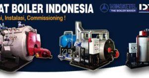 boiler for industrial