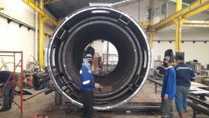 dual fuel thermal boiler