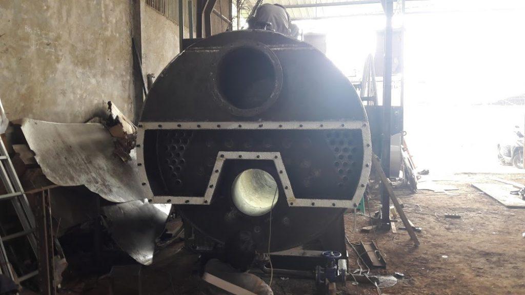 boiler water operated