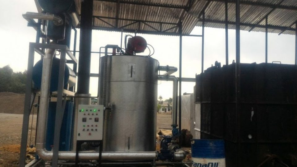Hot Oil Heater Boiler
