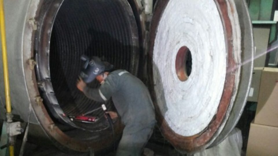 Service coil boiler 70 barg (2)