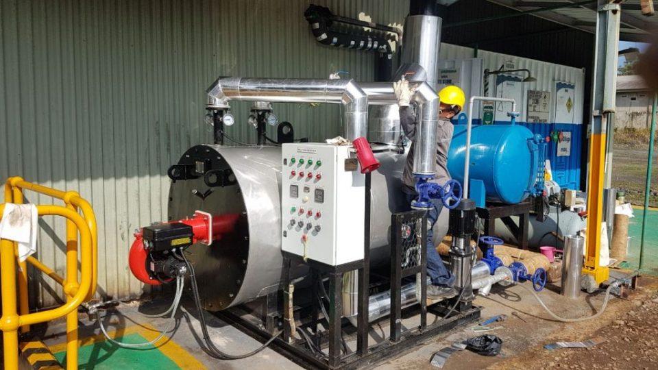 Thermal Oil Bitumen Jakarta