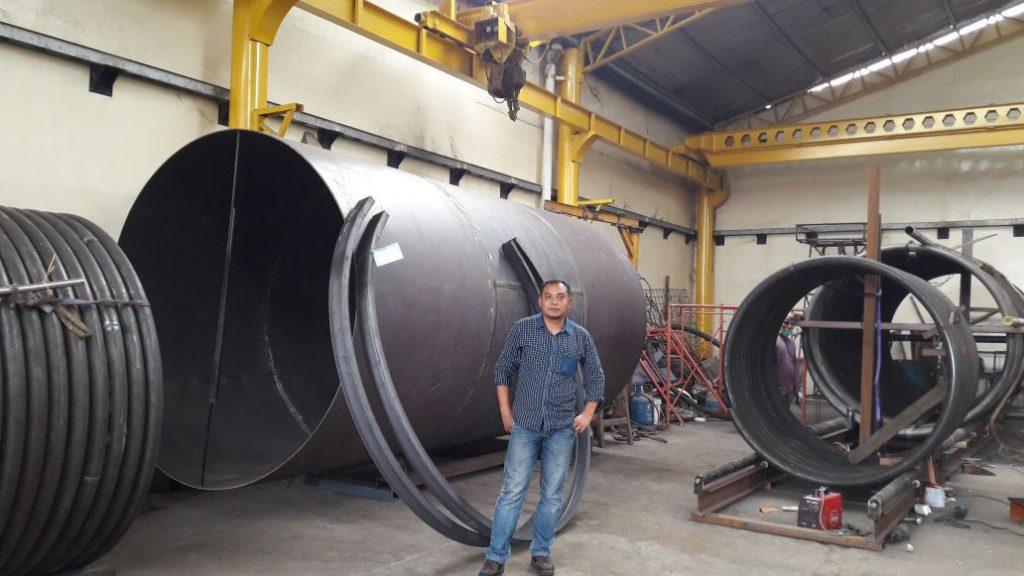 ratman pengusaha mesin boiler