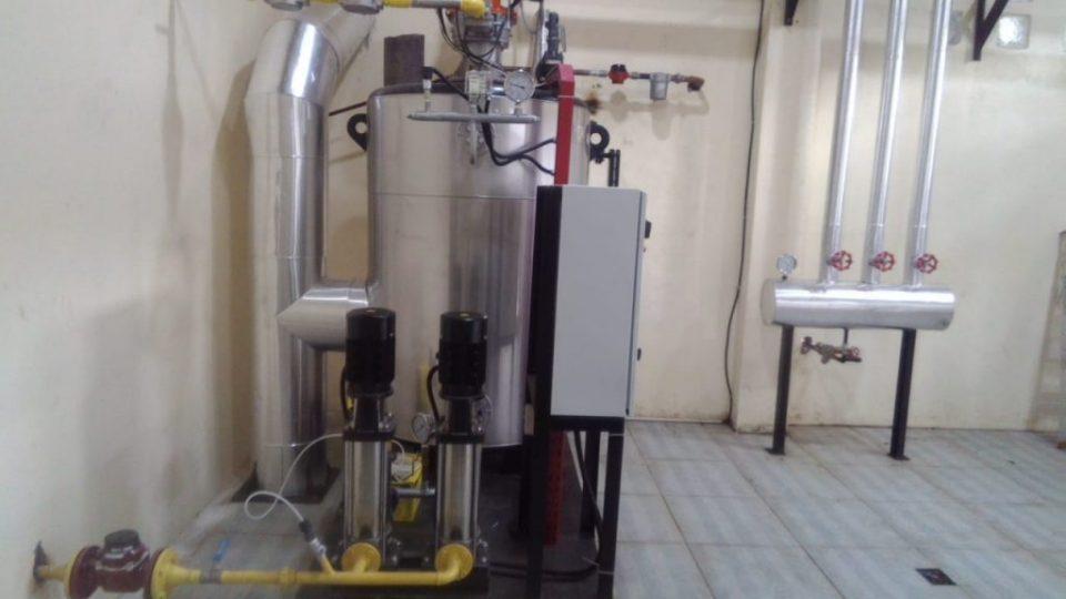 Jual steam Boiler Jakarta