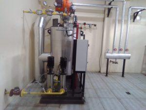 Jual steam Boiler Jakarta Efisiensi boiler
