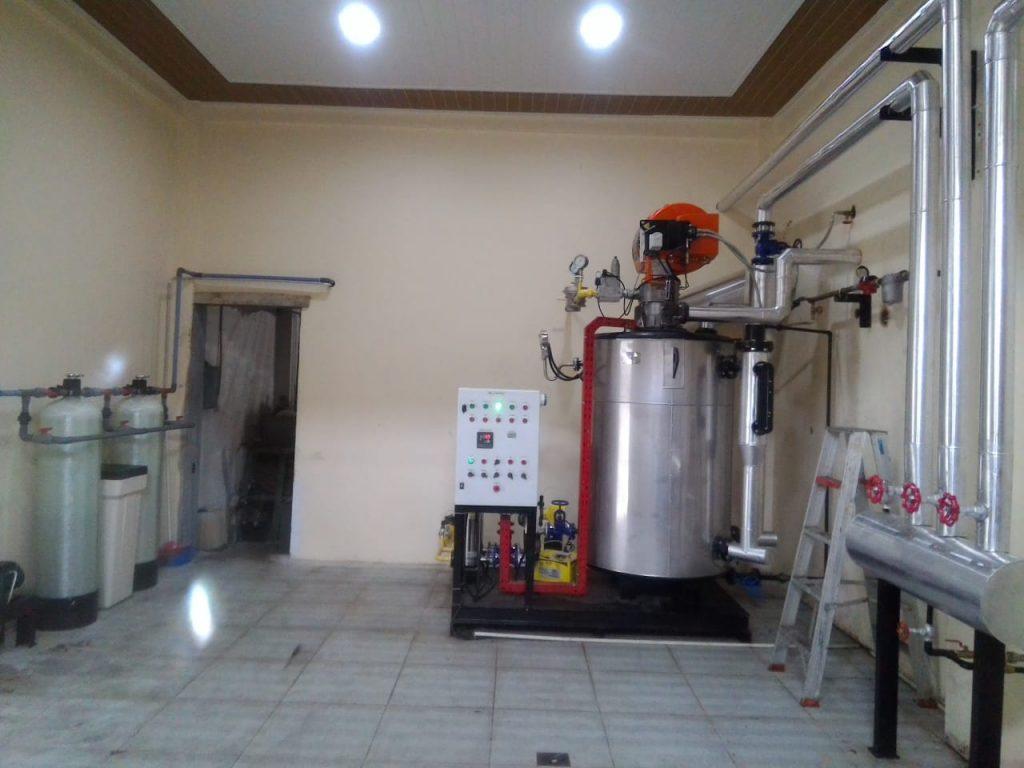Energi termal Boiler