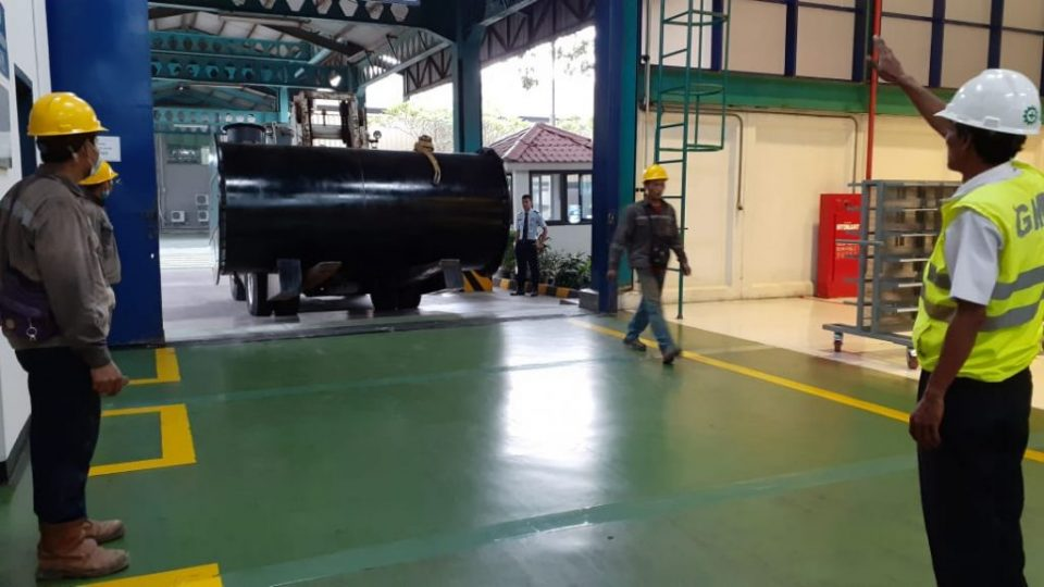 Jenis Thermal Oil Heater