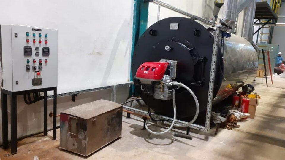 IDM Boiler Industri
