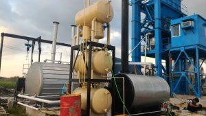 Boiler Oil Thermal