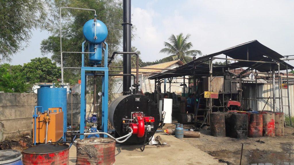 boier asphalt plant