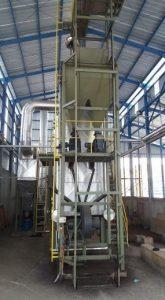 boiler fuel cangkang sawit dan batu bara 6 TPH