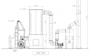 Safety Valve boiler tungku kayu.
