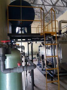 Perawatan Air Dalam Boiler