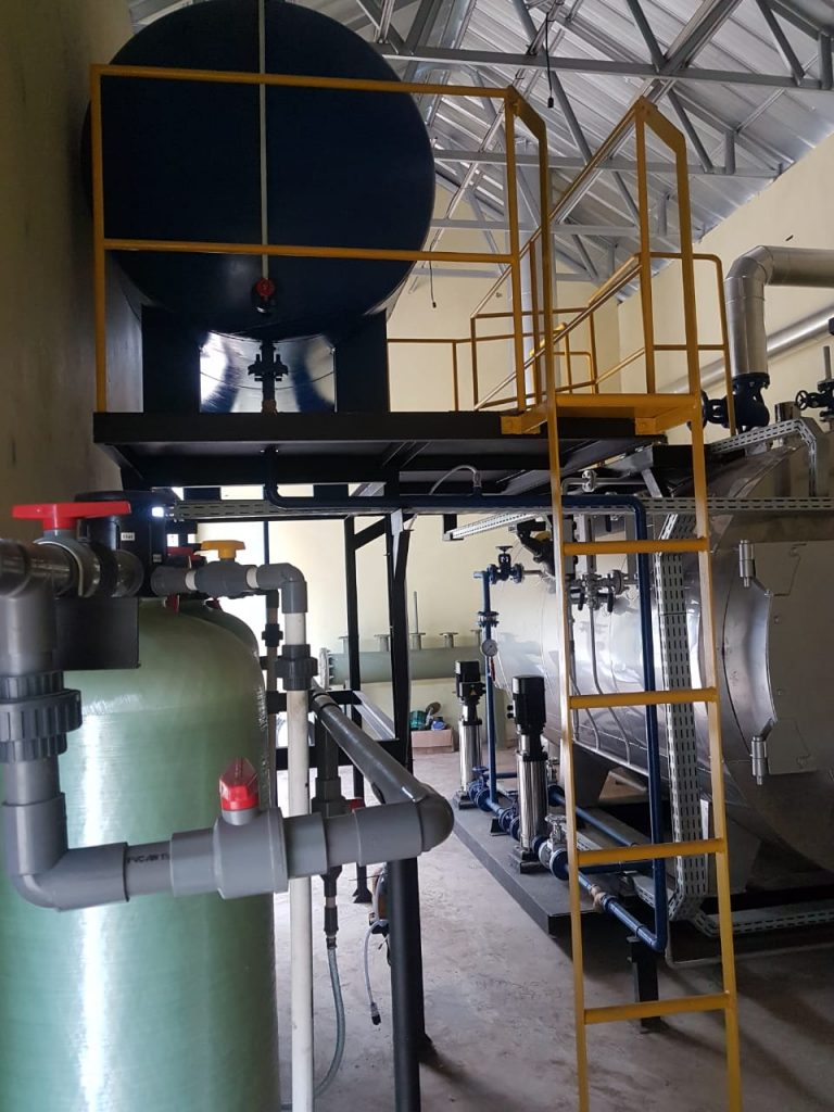 deaerators steam boiler