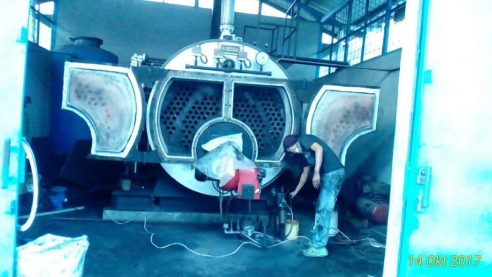 fire tube boiler merk winketel