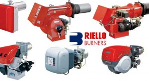 riello burner oil gas