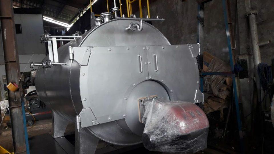 Teknologi Boiler