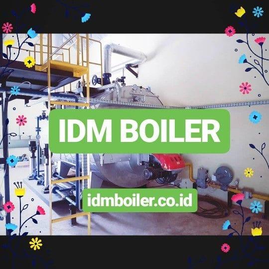 Boiler Burner Gas
