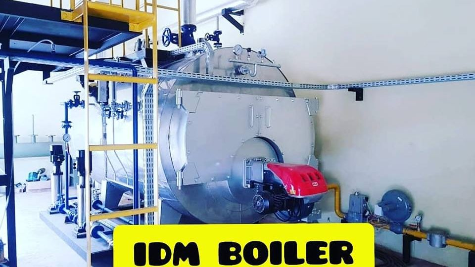 IDM Thermal Oil Heater