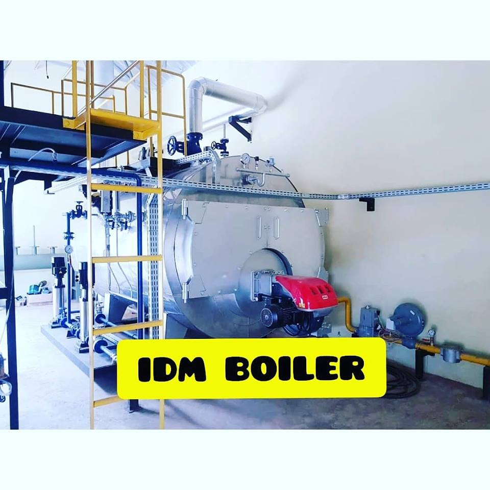 IDM Thermal Oil Heater