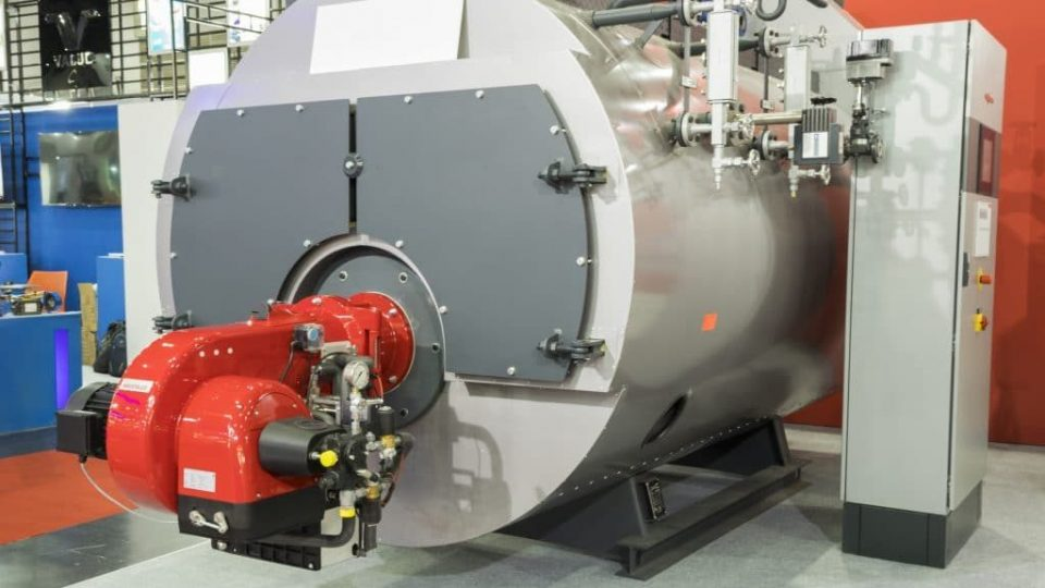 steam boiler winsketel