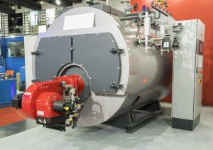 steam boiler winsketel