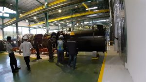 winsketel Thermal Oil Heater