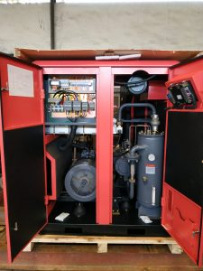 One.ki Screw Air Compressor