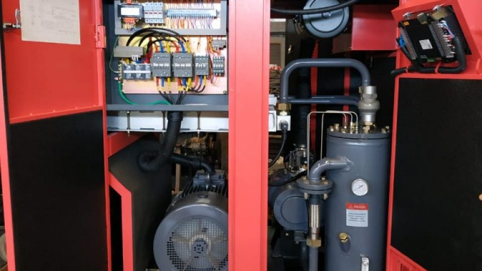 One.ki Screw Air Compressor
