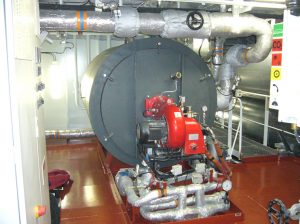 boiler and economizer