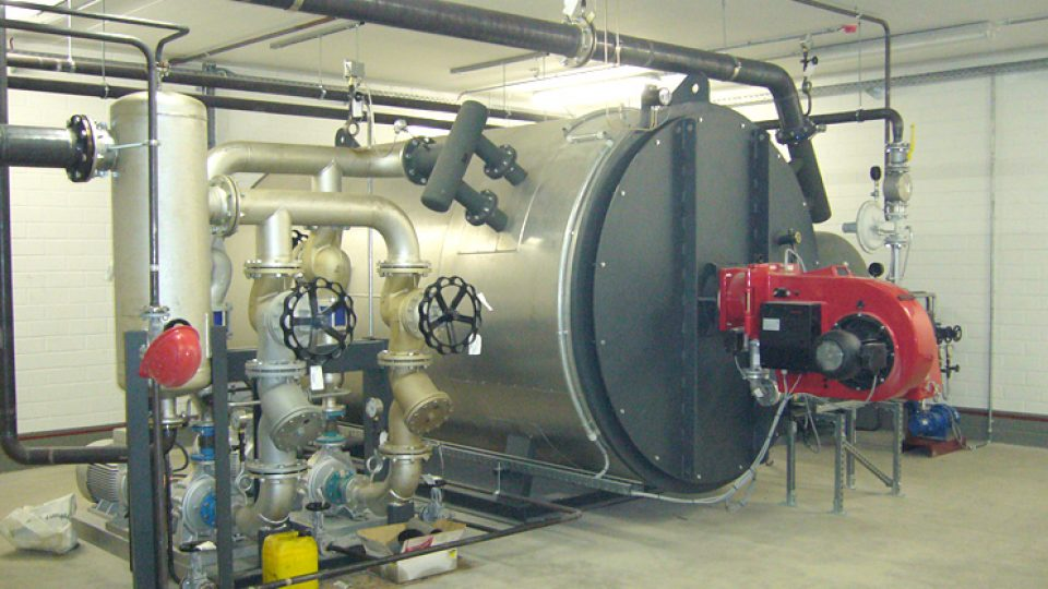 Winsketel thermal Boiler