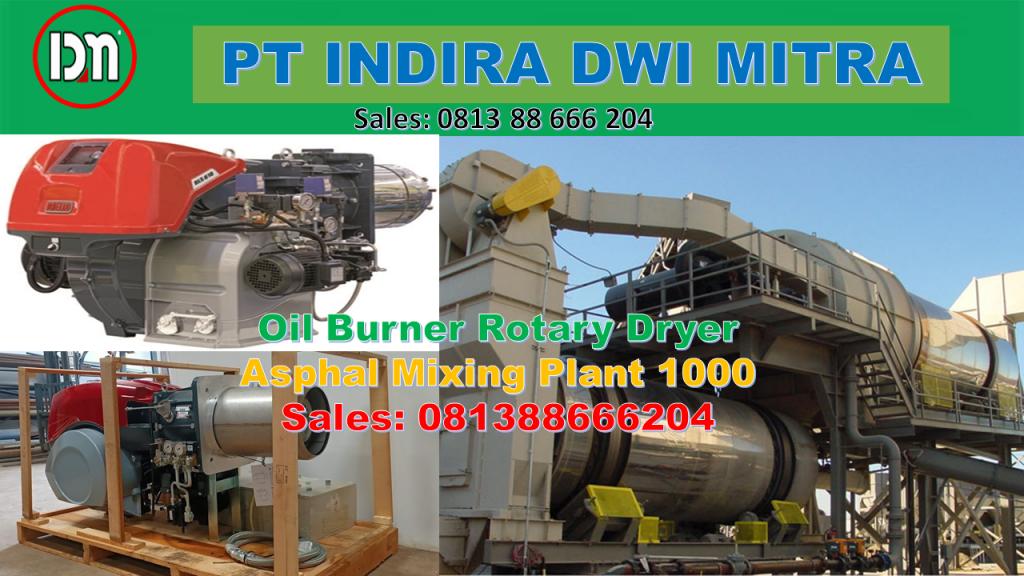 OIl Burner APM 1000