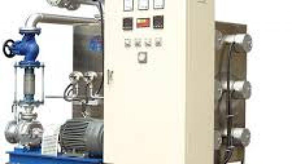 Boiler boiler electric ramah Lingkungan