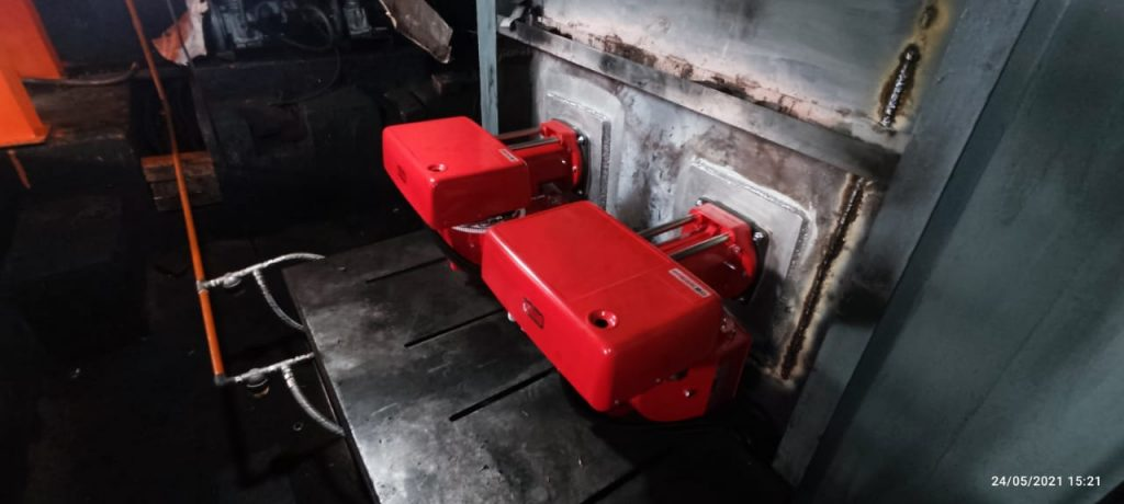mesin strapping band otomatis