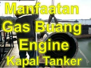 Gas Buang Engine diesel