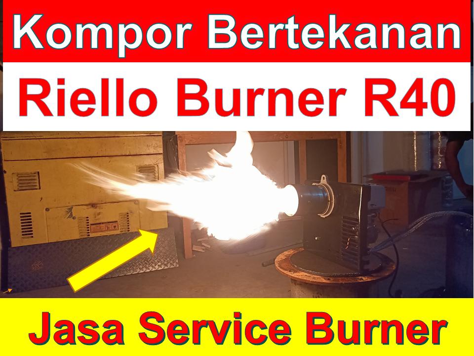 Jual Burner R40